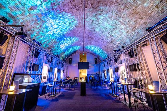 Aures London event space