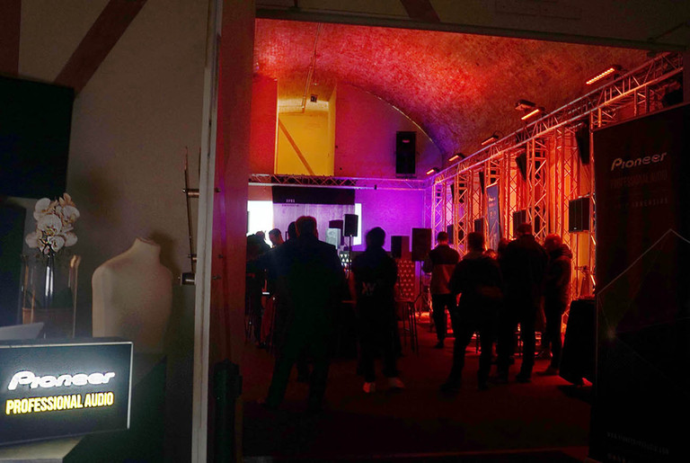 Pioneer Pro Audio product launch - Aures London