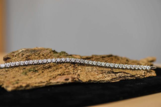 DIAMOND TENNIS BRACELET - DIAMOND BRACELET