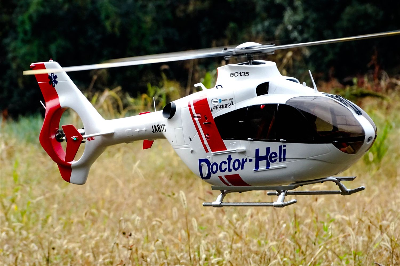 EC135-DoctorHeli-450