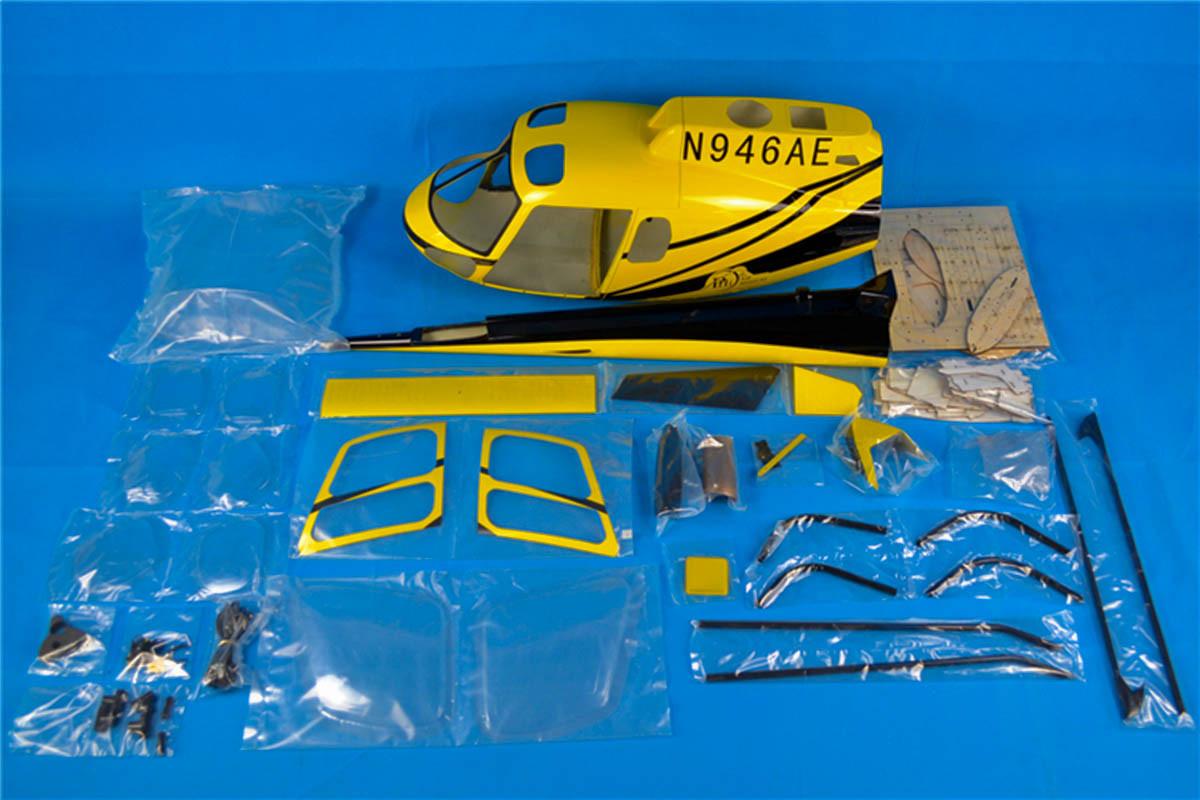 AS350B3 YBK-700