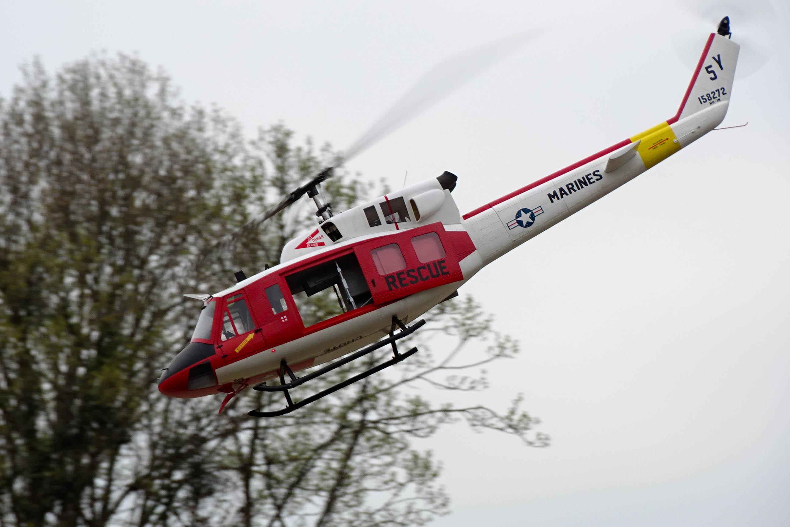 UH-1N RESCUE