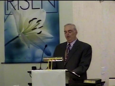Sermon - May 19 Thus it Is Written.mov