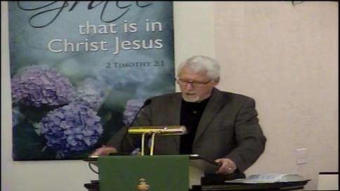 Sermon - June 23 Guest Speaker Howard Ba
