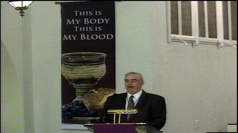 March 7 2021 - Sermon - We Preach Christ