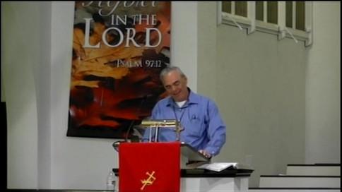 October 8 2017 - Sermon Only - Sovereign
