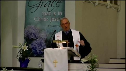 April 16 2017 - Sermon Only - Easter Sun