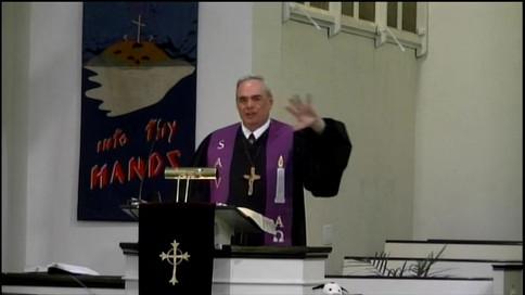 April 9 2017 - Sermon Only - Palm Sunday