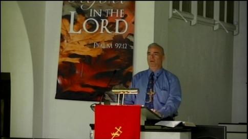 October 1 2017 - Sermon Only -  God's Ri
