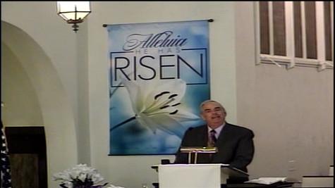 April 4 2021 - Sermon - Easter Sunday -