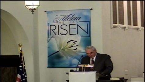 April 25 2021 - Sermon - The Good Sheper