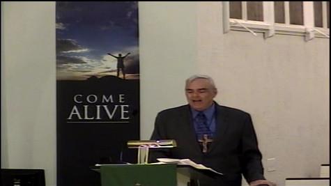 Sermon - January 24 2021 - Called to Pre