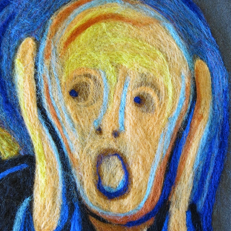 Gérer l'angoisse et l'anxiété grâce à l'art thérapie
