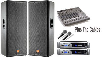 audio rental equipment