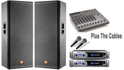 audio rental equipment