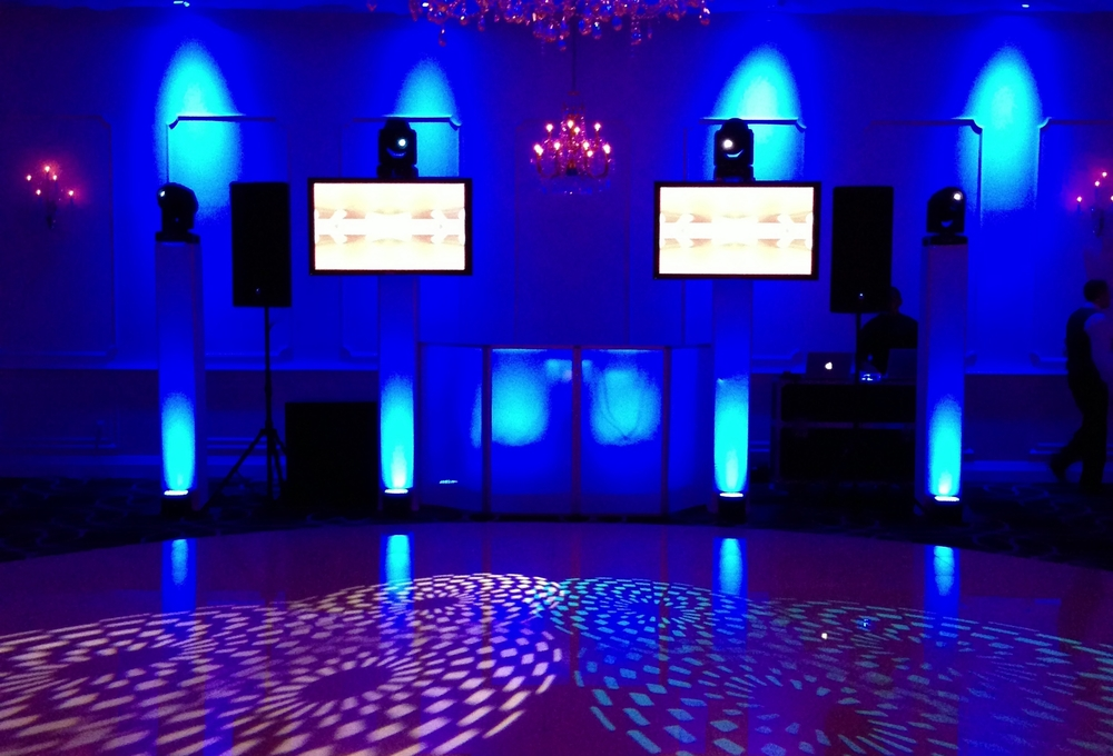 audio rental w-lighting