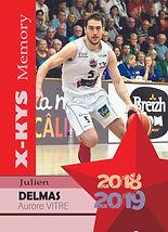 417 2019-20 Xkys Xkys Memory Julien Delm