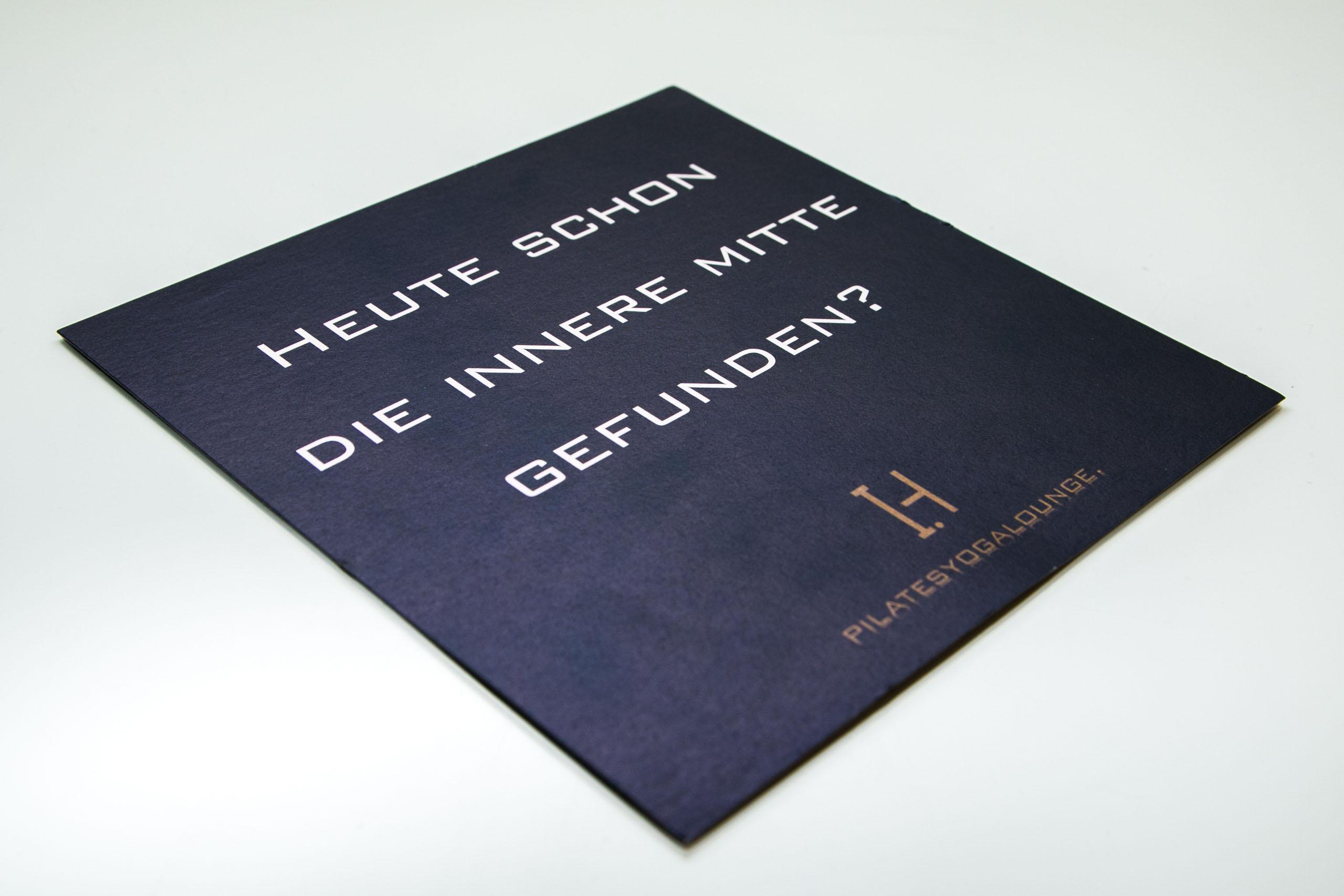 Logo- und Flyerdesign