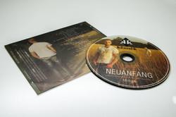 Cover- und CD-Design