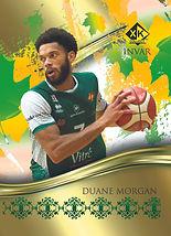1763 X Kys Invar 2020-21 Duane Morgan  R