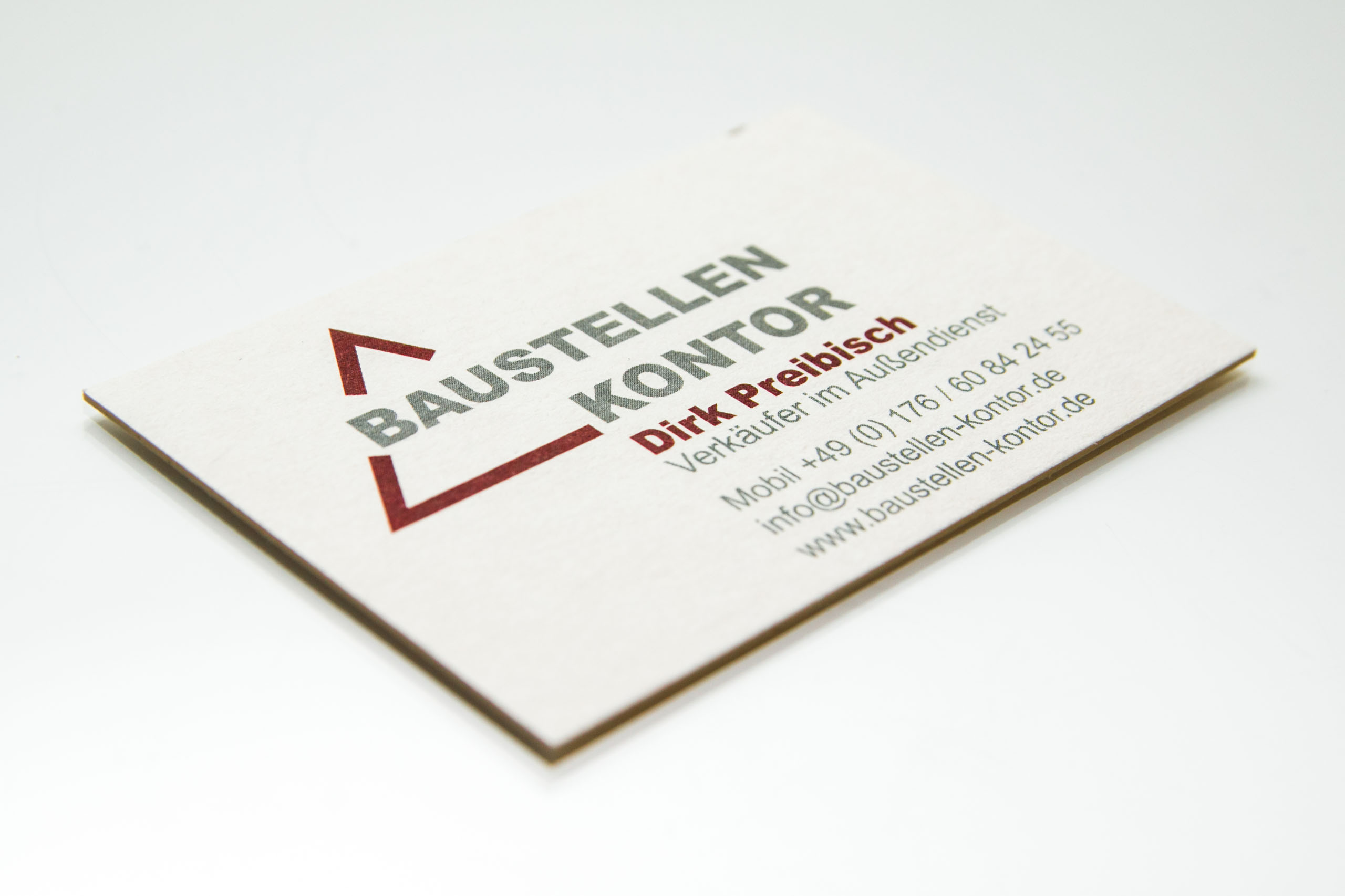 Logo- und Visitenkartendesign