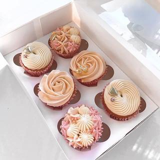 Wedding Cupcakes 🥂👰 #cupcakes #cake #w