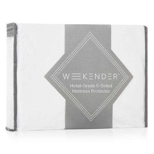 Weekender Hotel-Grade 5-Sided Mattress Protector