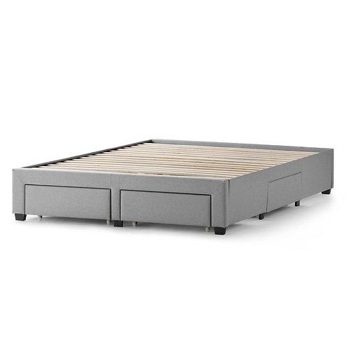 Malouf Watson Upholstered Platform Bed