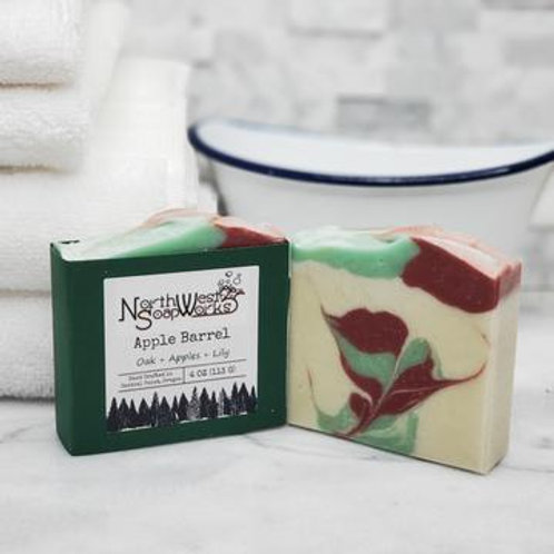 Apple Barrel Soap
