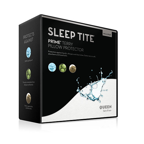 PR1ME Terry Pillow Protector