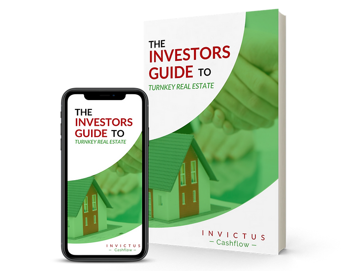 The investors guide to tunkey real estate