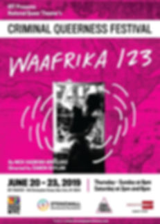 Waafricka 123 Poster