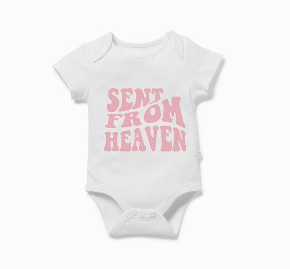 Sent From Heaven Onesie