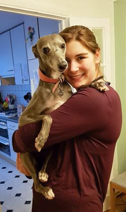 Molly and I