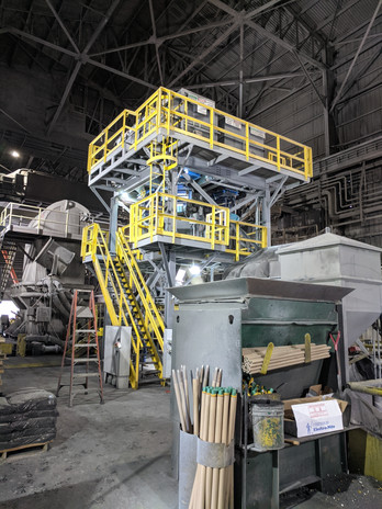 Nucor MS New Alloy System