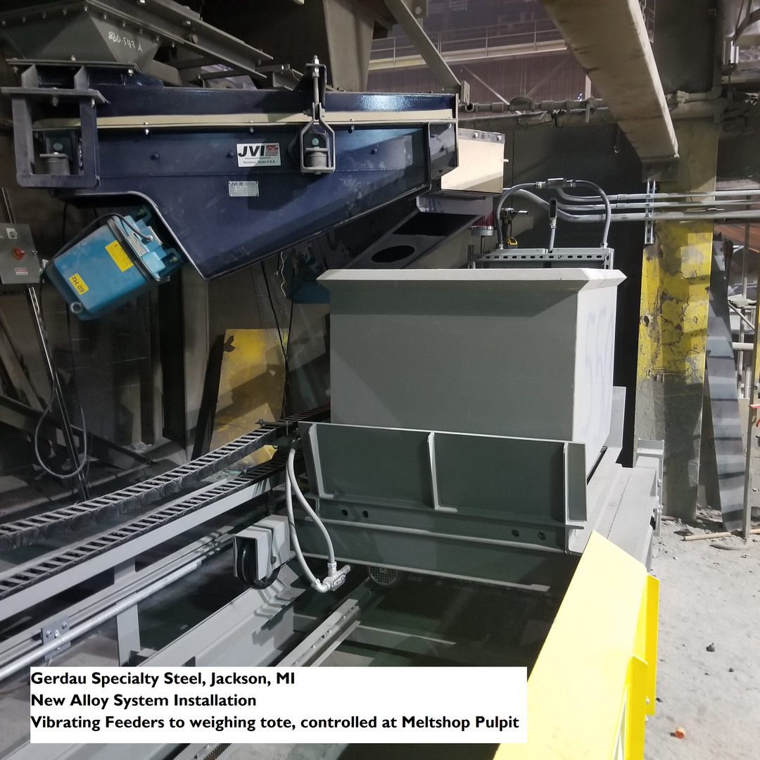 Gerdau's new alloy system