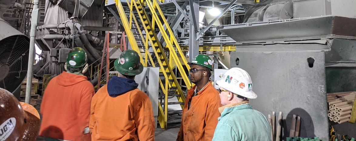 Nucor Steel - Jackson, MS