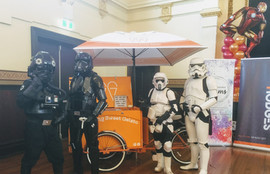 Ice cream van hire for special events Melbourne