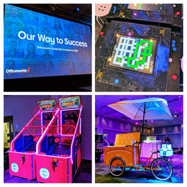 Corporate event gelato cart hire Melbourne
