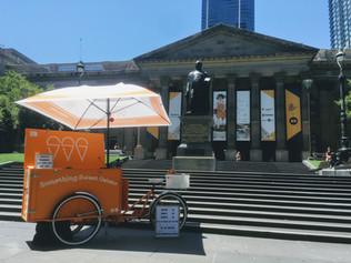 Melbourne special event ice cream van hire