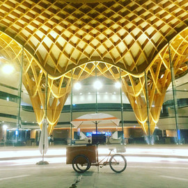 Melbourne event gelato cart hire