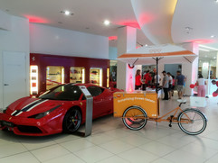 Special event gelato cart hire Melbourne