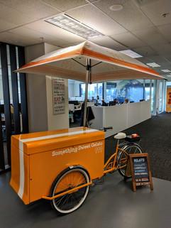 Ice cream cart hire melbourne and sydney