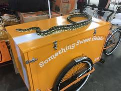 Ice cream cart hire Melbourne corporate events