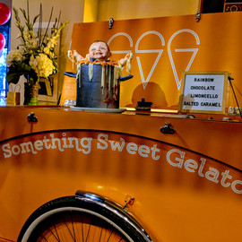 Birthday party gelato cart hire Melbourne