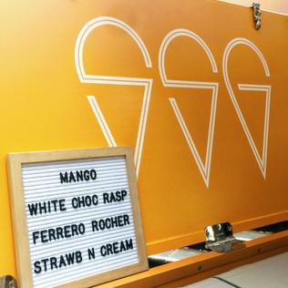 Ice cream van cart hire Melbourne
