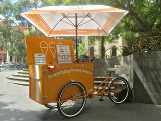 Ice cream cart hire weddings and corporate events Melbourne