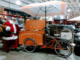 Gelato cart hire in Melbourne