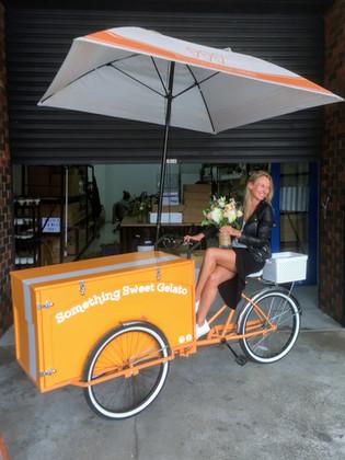 Food truck ice cream van hire