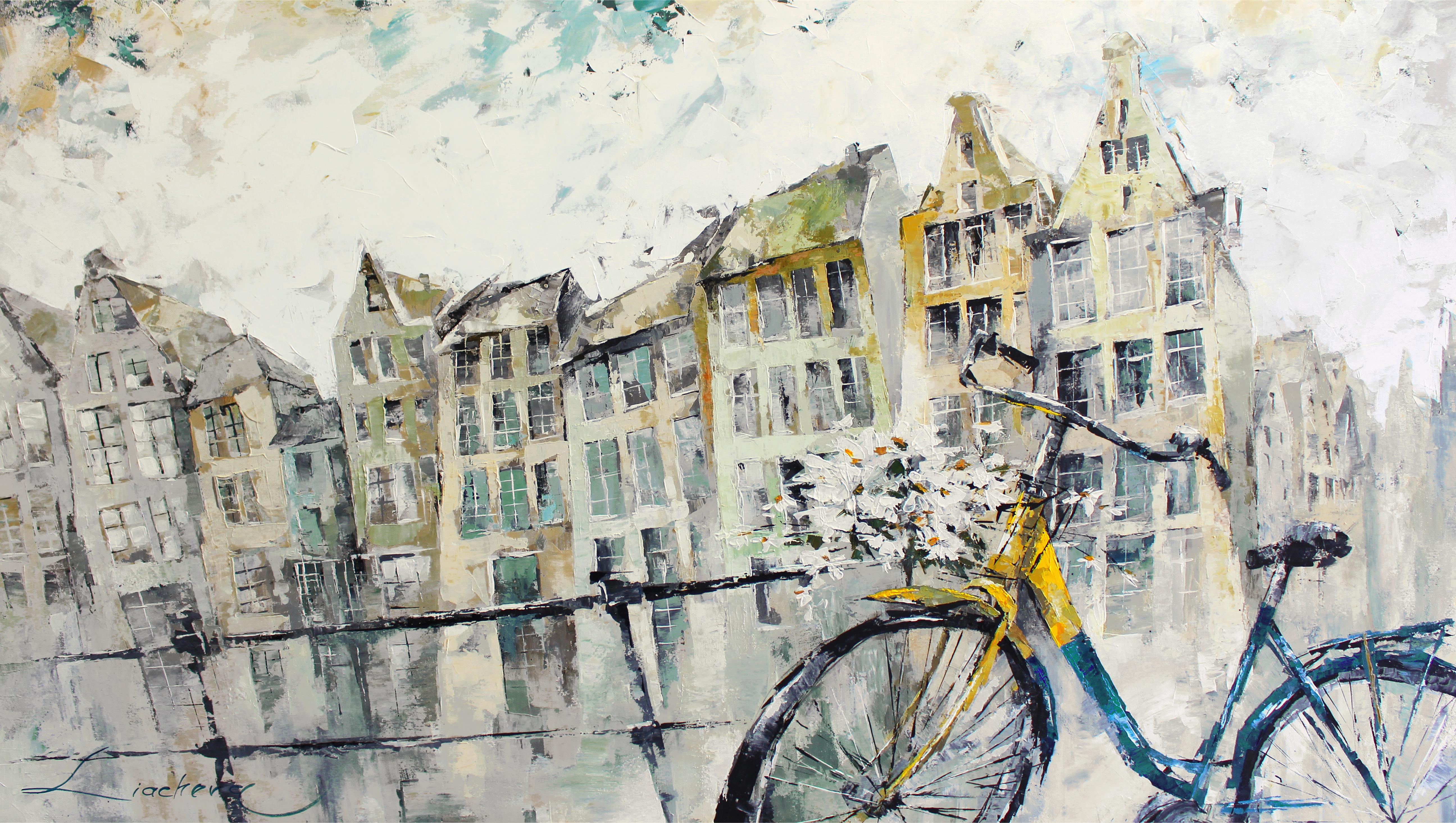 Holland, Amsterdam, Morning